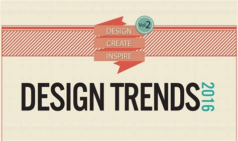 2016 design trends infografik design trends 2016 page online