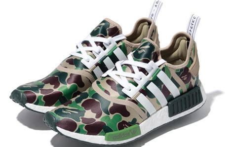 Adidas Nmd Bape Japan X Ultra Boost Kith Aspen Pack adidas originals by bape nmd r1 where to buy