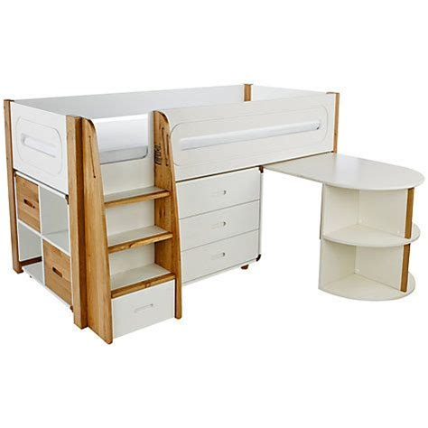 Oak Mid Sleeper Bed by 1000 Ideas About Mid Sleeper Bed On Mid