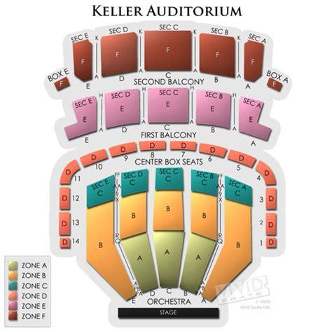 keller auditorium seat map keller auditorium tickets keller auditorium information