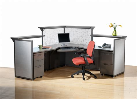 Library Help Desk Custom Office Furniture Design Solutions With Modular