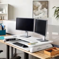 cubicle standing desk cube plus 40 varidesk 174