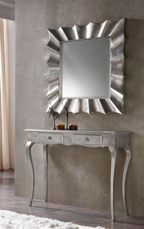 Hallway Table And Mirror Console And Tables Modern Furniture Trendy Products