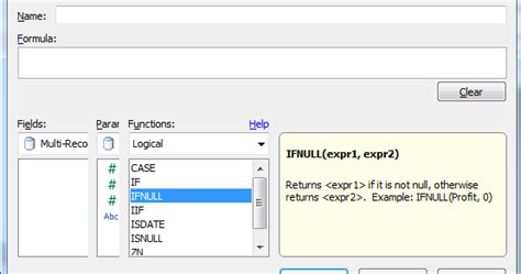 tableau tutorial calculated field tableau friction ifnull is not quot if null quot is quot if not null quot