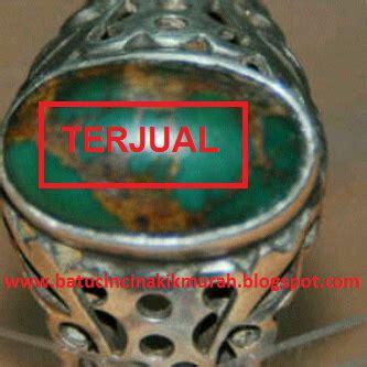 Batu Pirus Lokal Unik Jumbo pr01 pirus hijau urat emas istimewa batu cincin akik