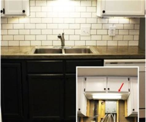 diy kitchen lighting upgrade led under cabinet lights under cabinet led lighting puts the spotlight on the