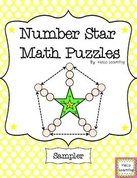 pattern math riddles number star math puzzles sler free by hello learning