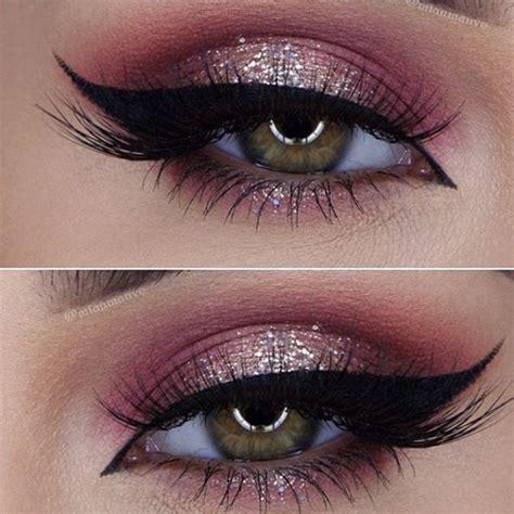 16 Wearing Eyeliner by Miaumauve Wearing Shophudabeauty Mink Lashes In