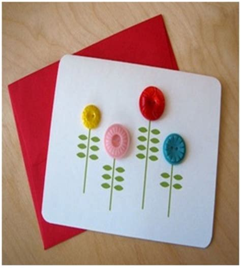 card craft ideas eco friendly greeting cards craft ideas for image 4