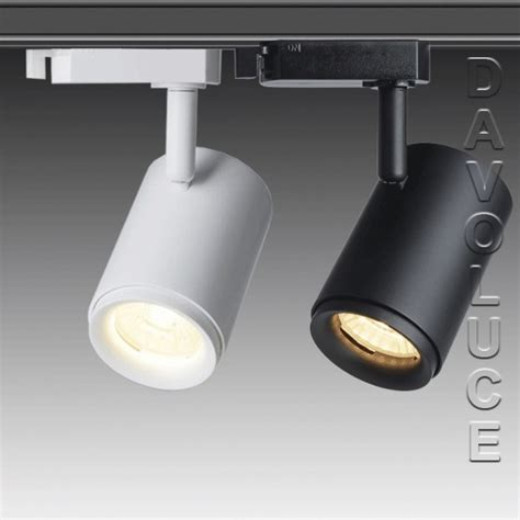 Dimmable Led Track Lighting by Uge 12w Dimmable Led Track Light Davoluce Lighting