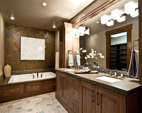 recessed lights  bathroom home design ideas pictures