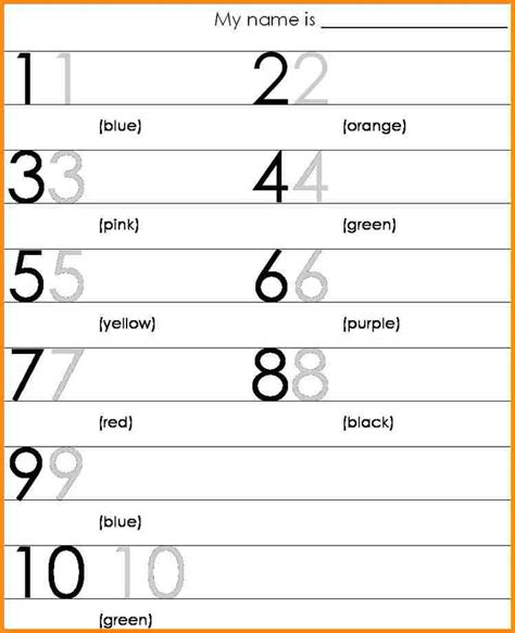 Free Printable Pre K Worksheets by Pre Kindergarten Printable Worksheets Worksheets