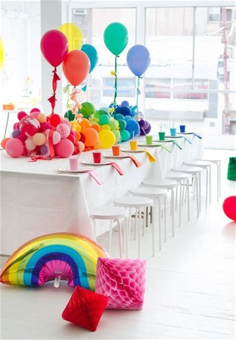 Baby Shower Slideshow Ideas by A Rainbow Baby Shower Baby Shower Ideas Livingly