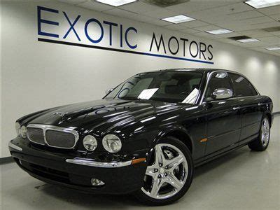 where to buy car manuals 2005 jaguar xj series on board diagnostic system buy used 2005 jaguar xj super v8 nav heated sts tv ent pkg rear reclining pkg pdc xenon in