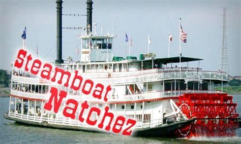 steamboat natchez coupon 56 off steamboat natchez jazz cruise steamboat natchez