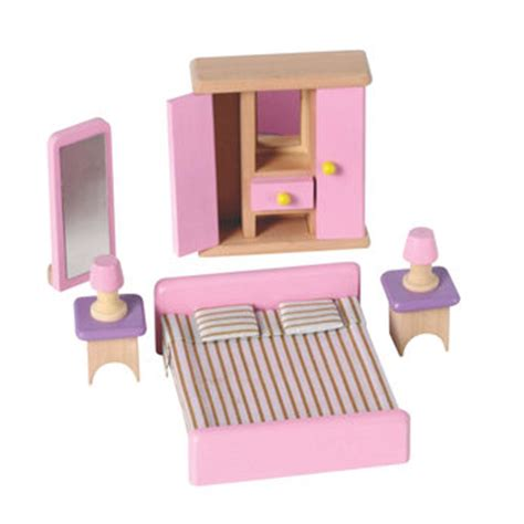 universe of imagination dolls house universe of imagination wooden dolls house furniture bedroom review compare
