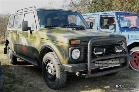 Lada Cossack 2000 Lada Niva 4 Door Car Photo And Specs