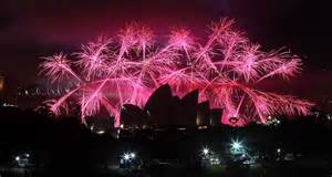 happy new year beautiful fireworks 新年快樂煙火秀 tommy