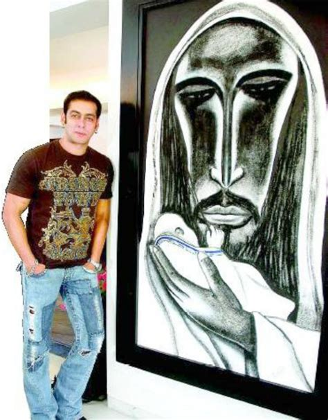 Best Art Biography Films | 15 paintings by salman khan that will take your breath