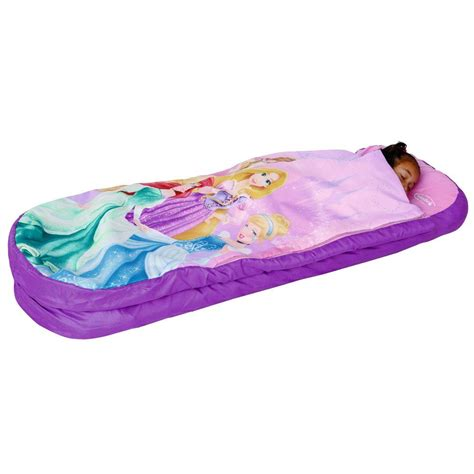 disney princess ready bed bedding readybed sleeping bag free p p ebay