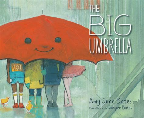 the big umbrella book by june bates juniper bates