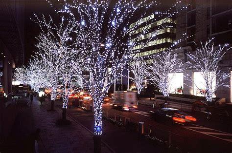 illuminazione natalizia di natale