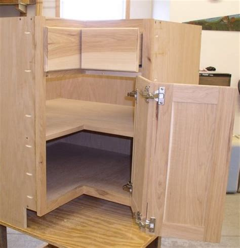 kitchen corner organizers hickory cabinets