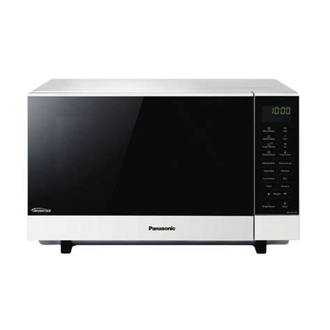 Daftar Microwave Oven Panasonic jual panasonic nn sf564wtte microwave oven inverter 27 l harga kualitas terjamin