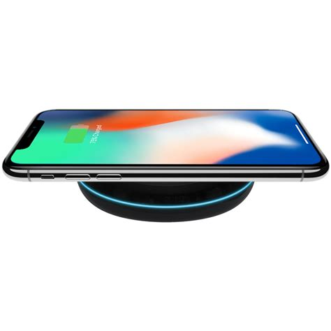 10w fast wireless charging orb for apple iphone xs 8 plus