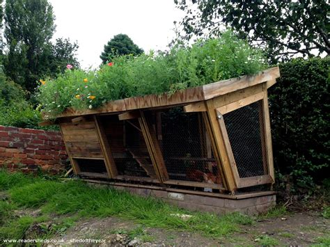 Eco Garden Sheds by Yolks Home Eco Shed From Back Garden Owned By