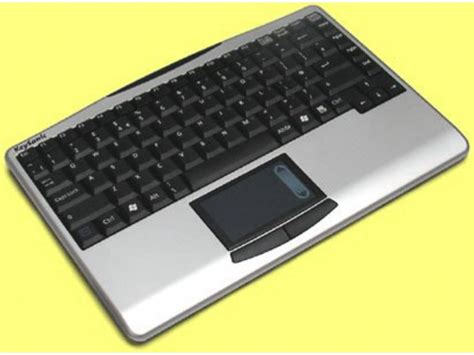 Keyboard Wireless Touchpad mini wireless keyboard with built in touchpad kbc