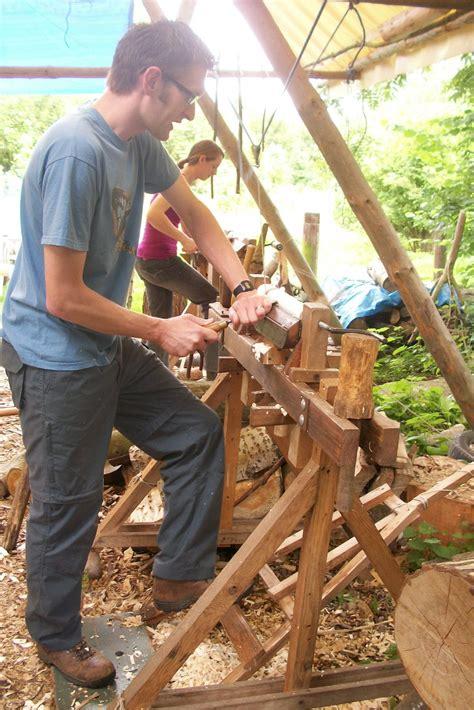 A Bodger S Blog Green Woodwork Courses