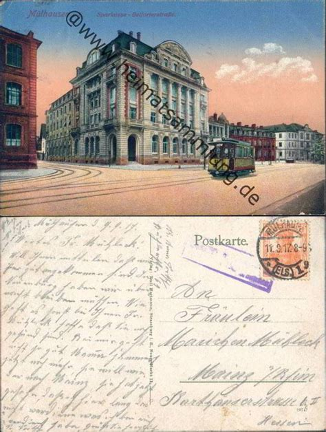 Zoologischer Garten Sparkasse by Cartes Postales Anciennes Departement Haut Rhin