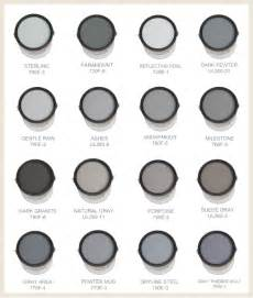 colorfully behr perfect shades of gray