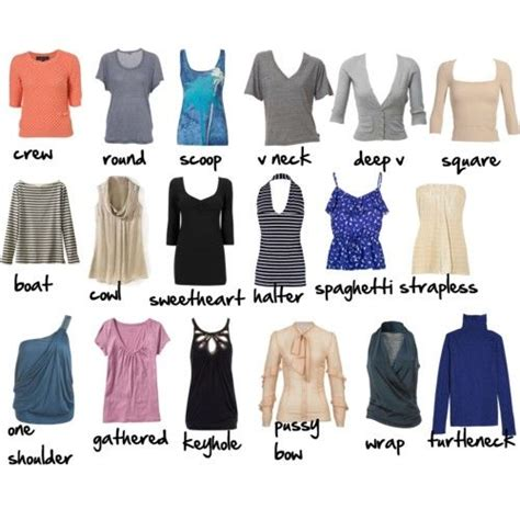 types of necklines for reference de boda
