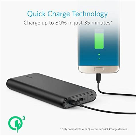 Anker Powercore 20000 Charge 3 0 A1272 anker powercore speed 20000 qc qualcomm charge 3 0 import it all