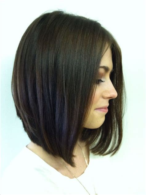 how to cut long hair to stacked a line for little girls long angled stacked bob when i get my haircut next year