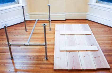 tisch selber bauen einfach tisch selber bauen 252 ber 80 kreative vorschl 228 ge
