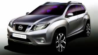preview 2015 nissan terrano dacia duster