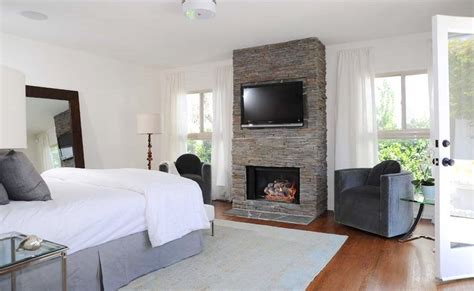 Bedroom With Fireplace See This House A 2 Million Dollar Spanish Ranch In Los