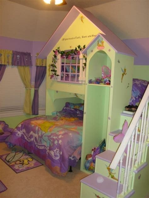 tinkerbell bedroom ideas 15 cool house shaped furniture pieces for a kids room