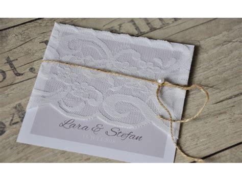 Einladungen Hochzeit Vintage Spitze by Einladungskarten Hochzeit Vintage Spitze