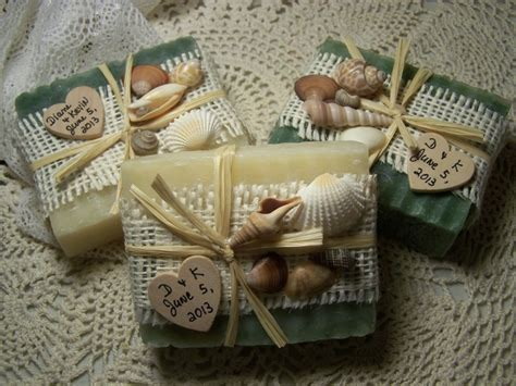 Handmade Soap Wedding Favors - 25 wedding favors organic soaps shea butter