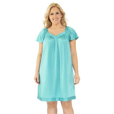 Vanity Fair Sleeve Pajamas by Vanity Fair S Coloratura Sleepwear Flutter