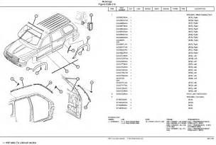 Dodge Durango 2001 Parts Dodge Sel Heater Location Get Free Image About Wiring