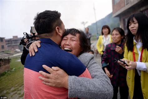 bbc news little boy lost finds his mother using google earth grieving mother in floods of tears as she is reunited with