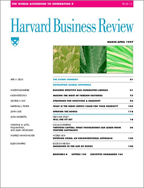 Is The Harvard Mba The Root Of All Evil by Harvard Supply Chain Management Best Chain 2018