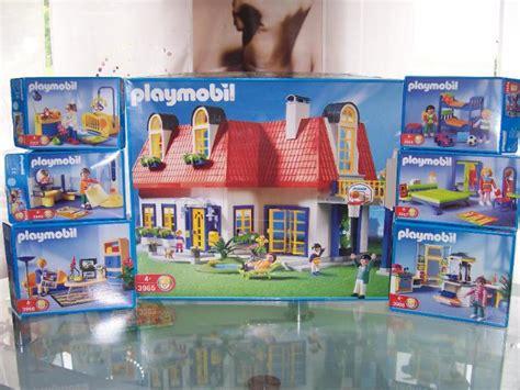 haus playmobil playmobil puppenhaus gebraucht kaufen kleinanzeigen bei