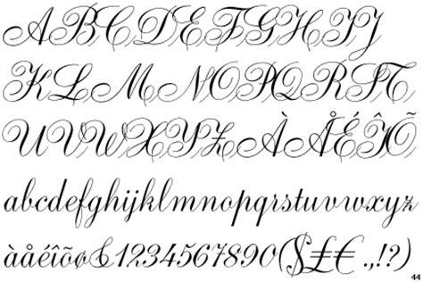 tattoo lettering capitals ambassador script alternate capitals tee shirts