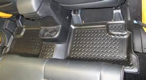 Jeep Wrangler Floor Liners Floor Mats For 2012 Jeep Wrangler Unlimited Husky Liners